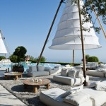 Poolside Chillout Zones